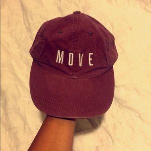 Move Adjustable SnapBack Hat